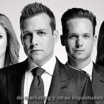 Suits: Social TV y Audiencias Líquidas