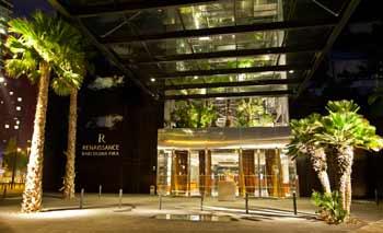 Hotel Reinassance - Barcelona - Frontal