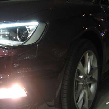 Audi-City y 2.0 del Audi A3 Sportback