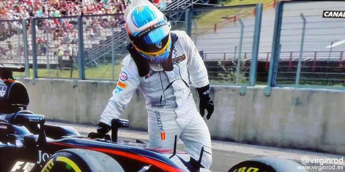 Hungría Fernando Alonso Qualy