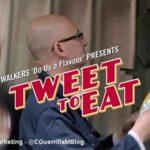 """Vending """"Tweet to eat"""": blending marketing y marketing de guerrilla"""