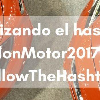Analizando el hashtag #SalonMotor2017 con FollowTheHashtag